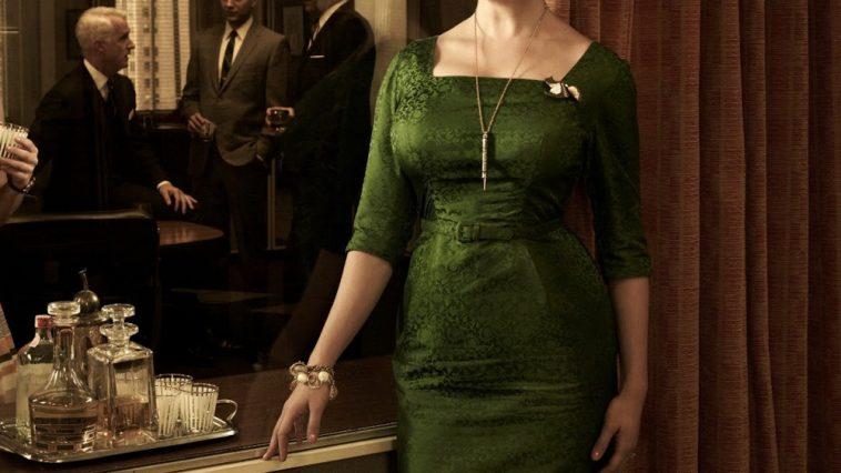 Joan Holloway Costume - Dress like Joan Holloway - Joan Harris Costume - Mad Men