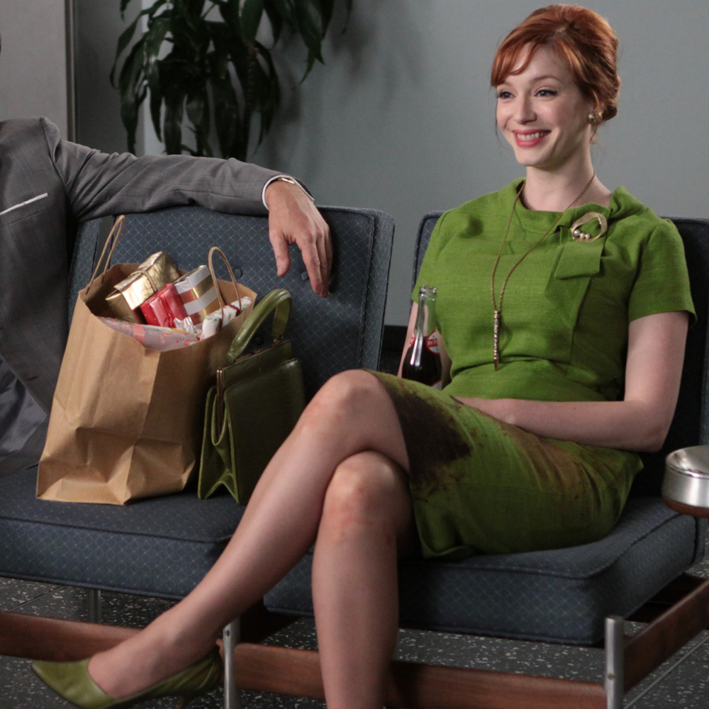 Joan Holloway Costume - Dress like Joan Holloway - Joan Harris Costume - Mad Men - Joan Holloway Dress