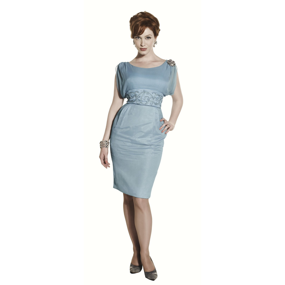 Joan Holloway Costume - Dress like Joan Holloway - Joan Harris Costume - Mad Men - Joan Holloway High Heels