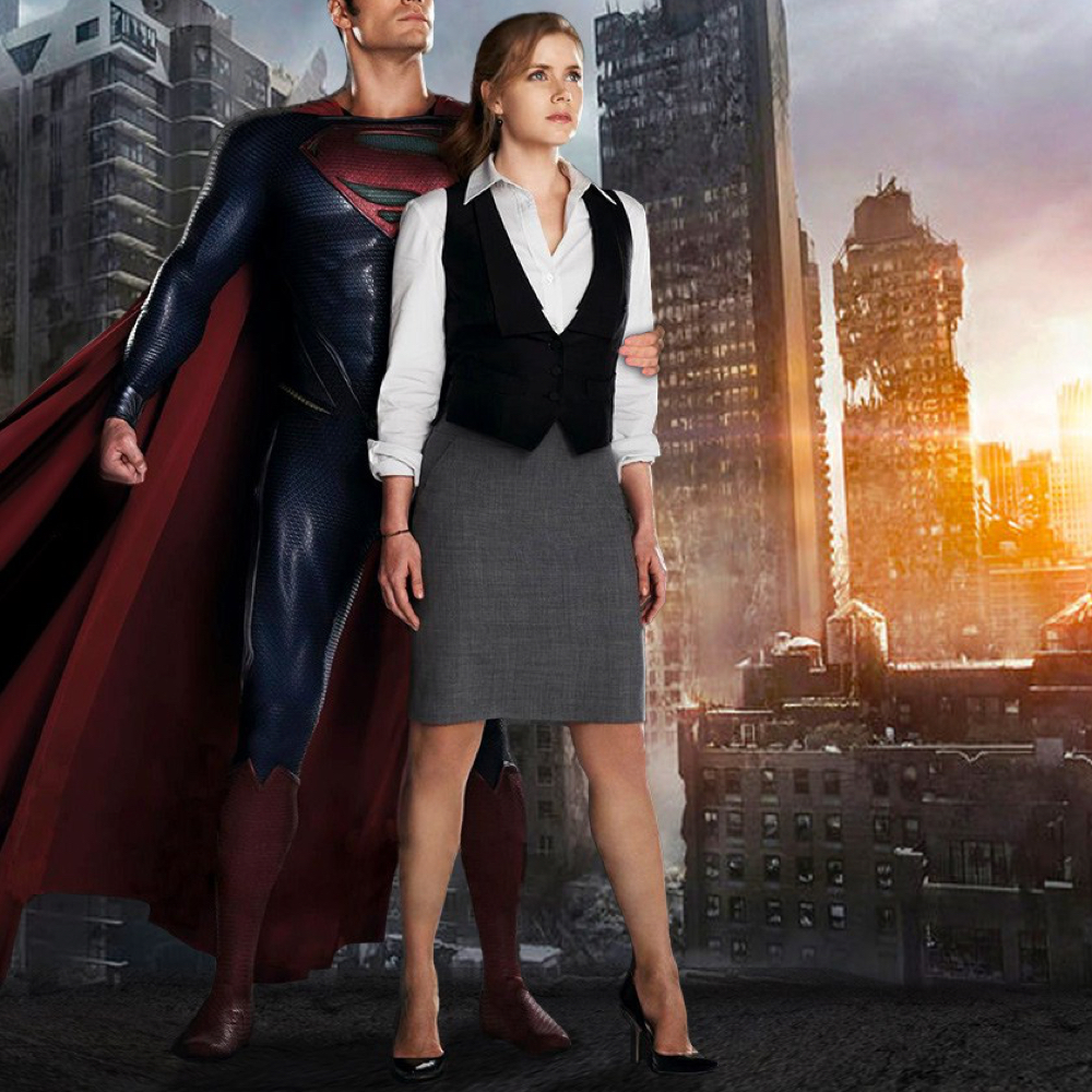 Lois Lane Costume - Man of Steel Costume