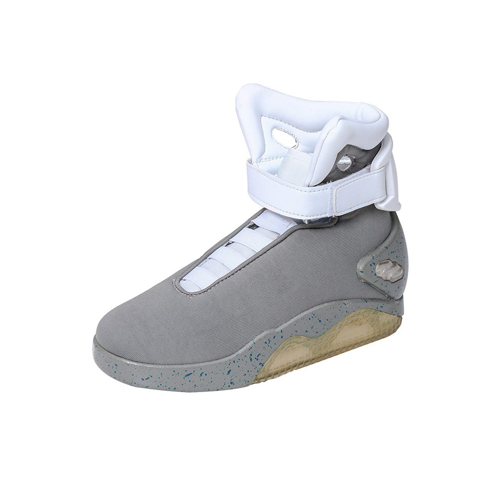Marty McFly Costume - Marty McFly Nike Air Mags