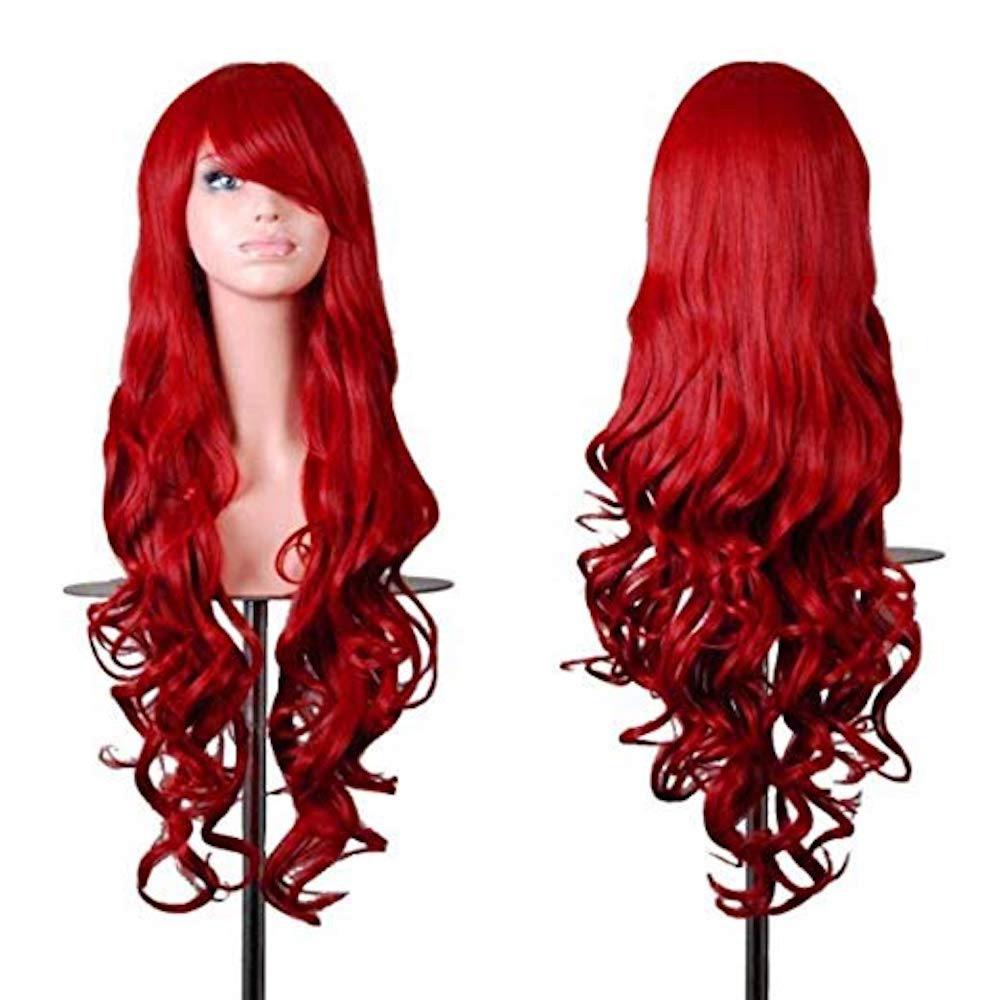 Mera Costume - Aquaman Costume - Mera Hair - Mera Wig
