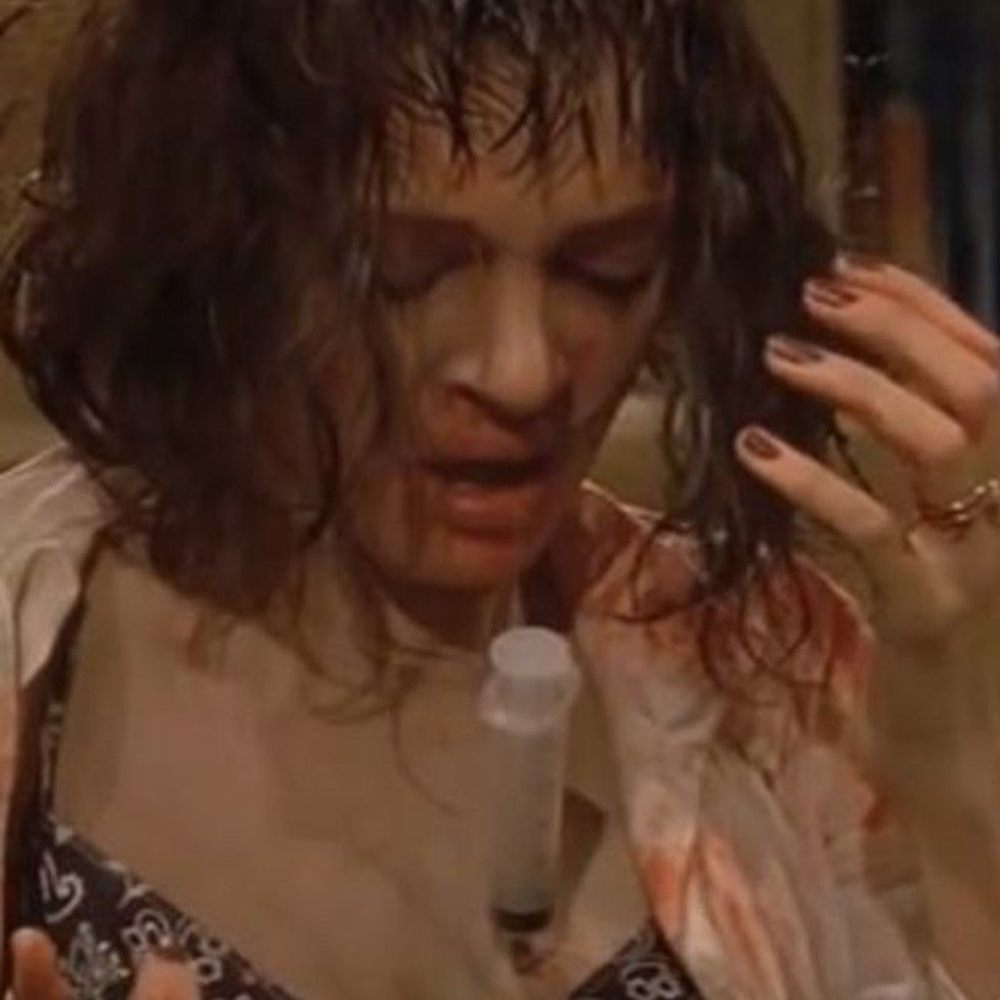 Mia Wallace Syringe - dress like Mia Wallace costume