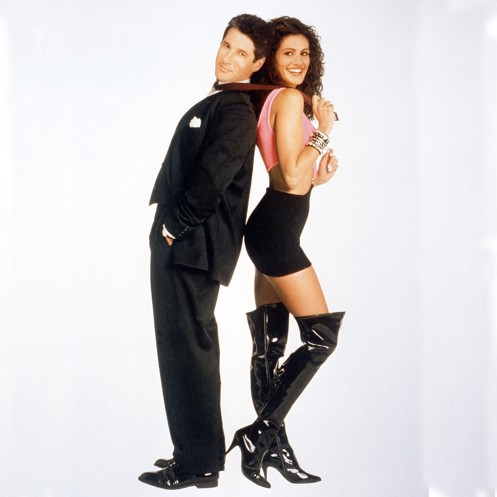 Pretty Woman Costume - Vivian Ward Costume - Pretty Woman Boots