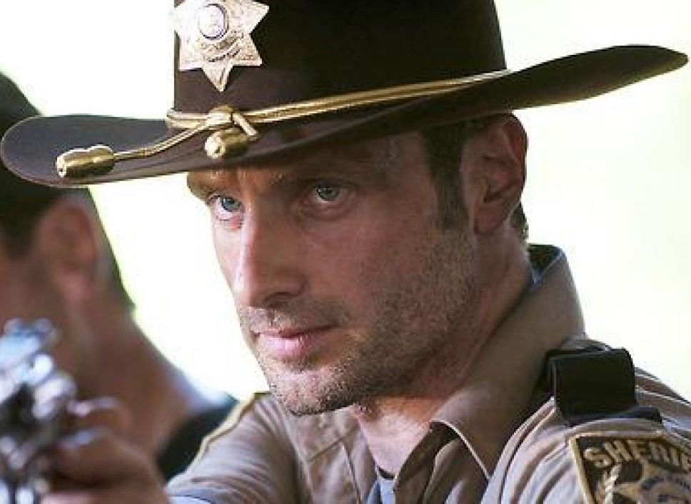 rick Grimes costume - Sheriff hat