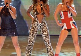 Scary Spice Costume - Spice Girls Costume - Scary Spice Cosplay
