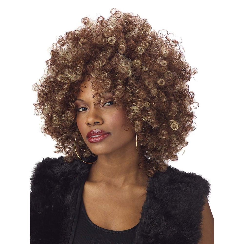 Scary Spice Costume - Spice Girls Costume - Scary Spice Wig