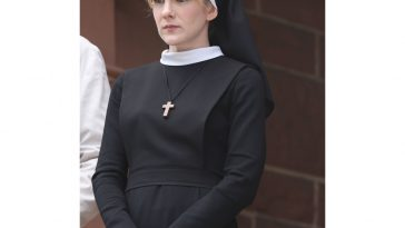 Sister Mary Eunice costume - American Horror Story