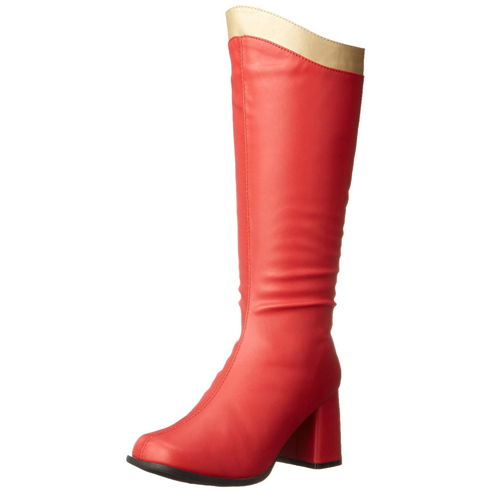 Supergirl Costume- Supergirl Boots
