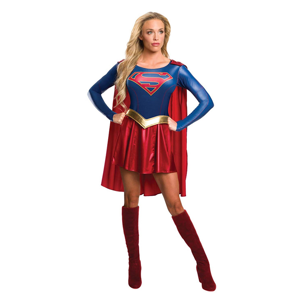 Supergirl Costume - Supergirl Suit