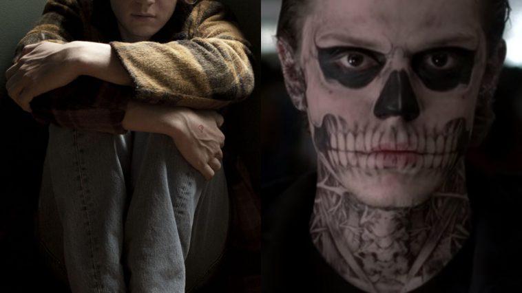 Tate Langdon Costume - American Horror Story - Tate Langdon Cosplay