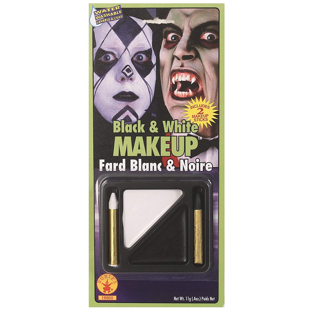 Tate Langdon Costume - American Horror Story - Tate Langdon Face Paint
