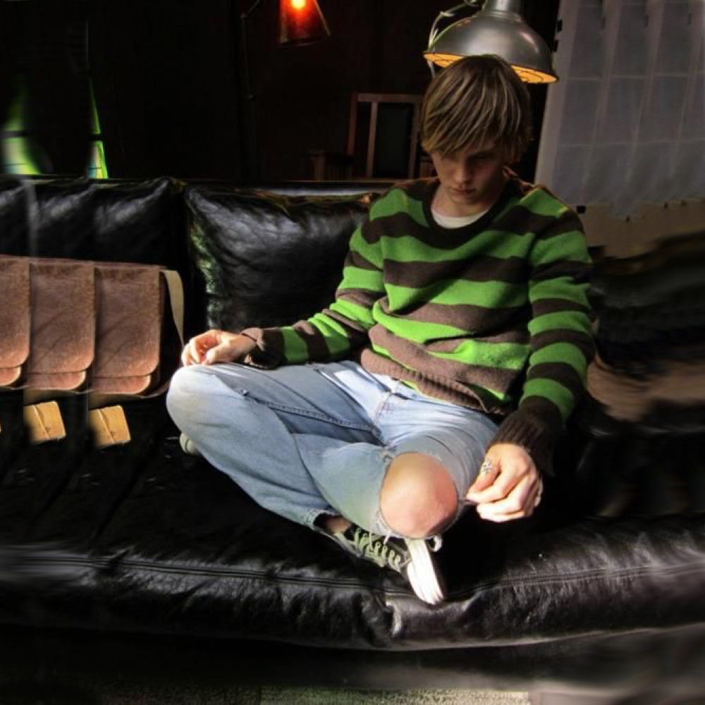 Tate Langdon Costume - American Horror Story - Tate Langdon Striped Sweater