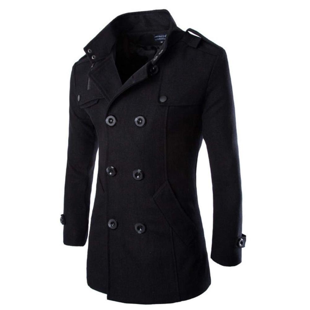 Tate Langdon Costume - American Horror Story - Tate Langdon Trench Coat