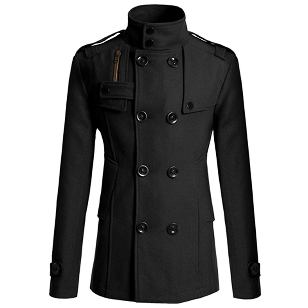 Tate Langdon Costume - American Horror Story - Tate Langdon Trench Coat