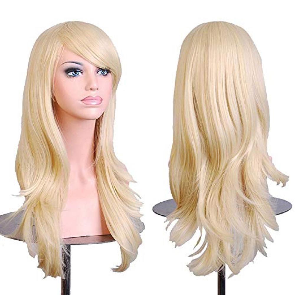 Vicki Vale Costume - Vicki Vale Cosplay - Vicki Vale Hair - Kim Basinger Hair