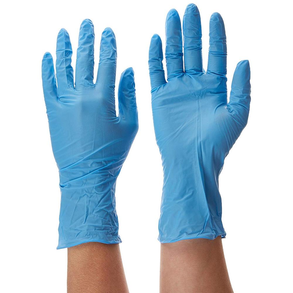 dress like walter white costume - walter white blue gloves
