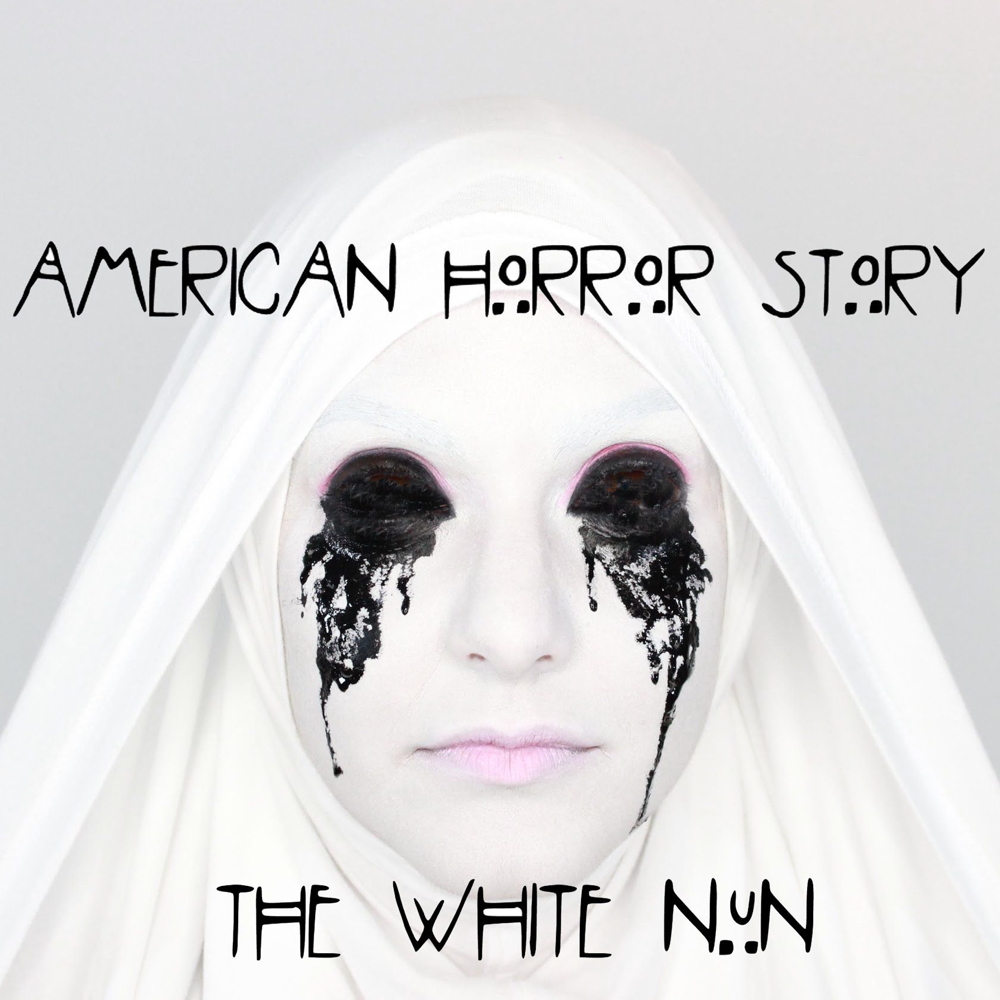 White Nun Costume - American Horror Story: Asylum - White Nun Lipstick
