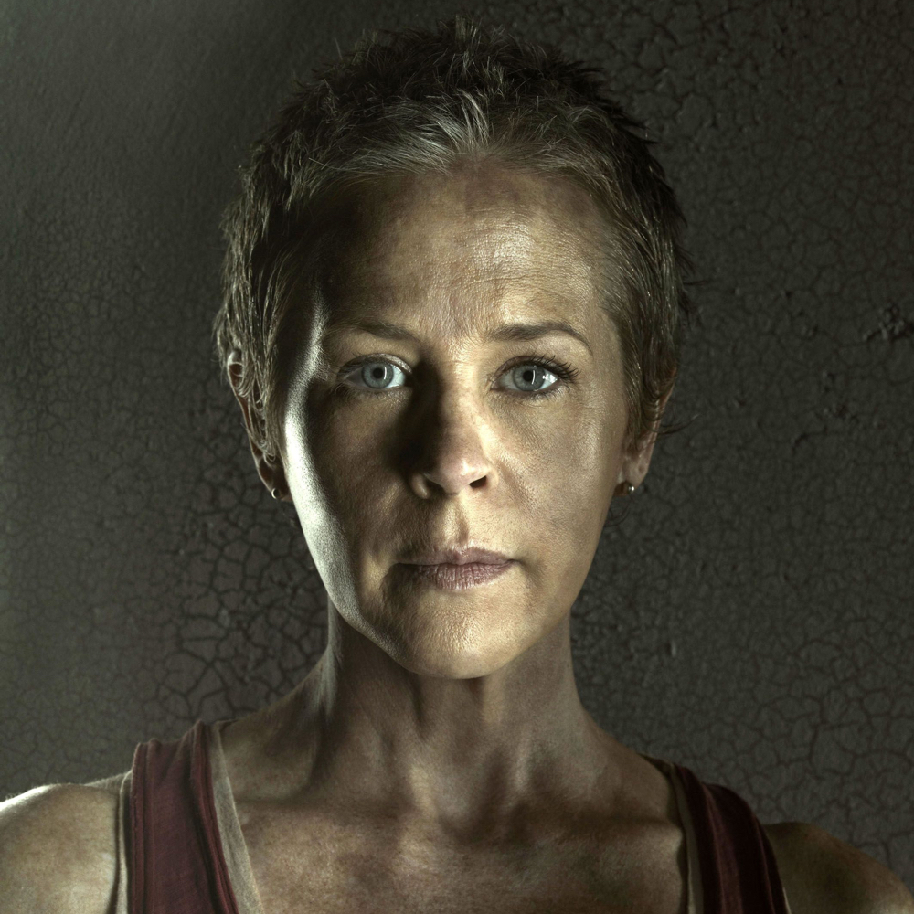 Carol Peletier Costume - The Walking Dead Cosplay - Carol Peletier Hair