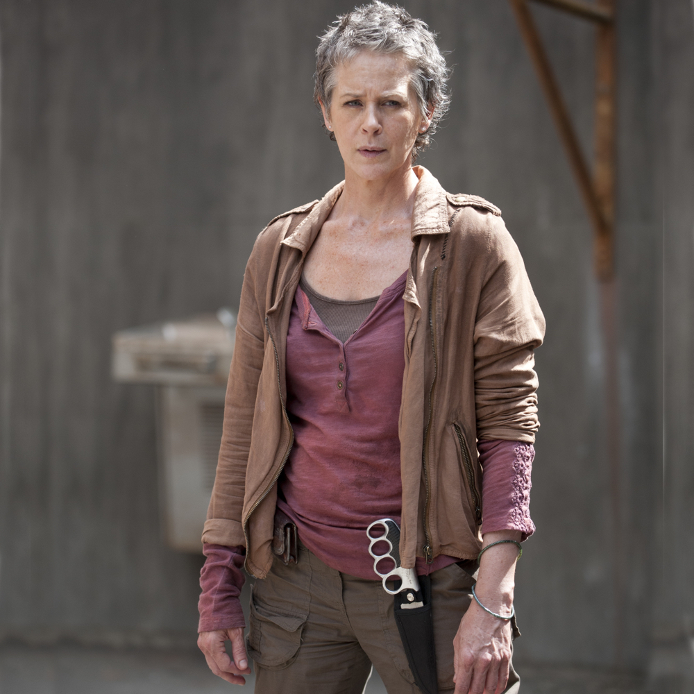 Carol Peletier Costume - The Walking Dead Cosplay - Carol Peletier Long Sleeve Top