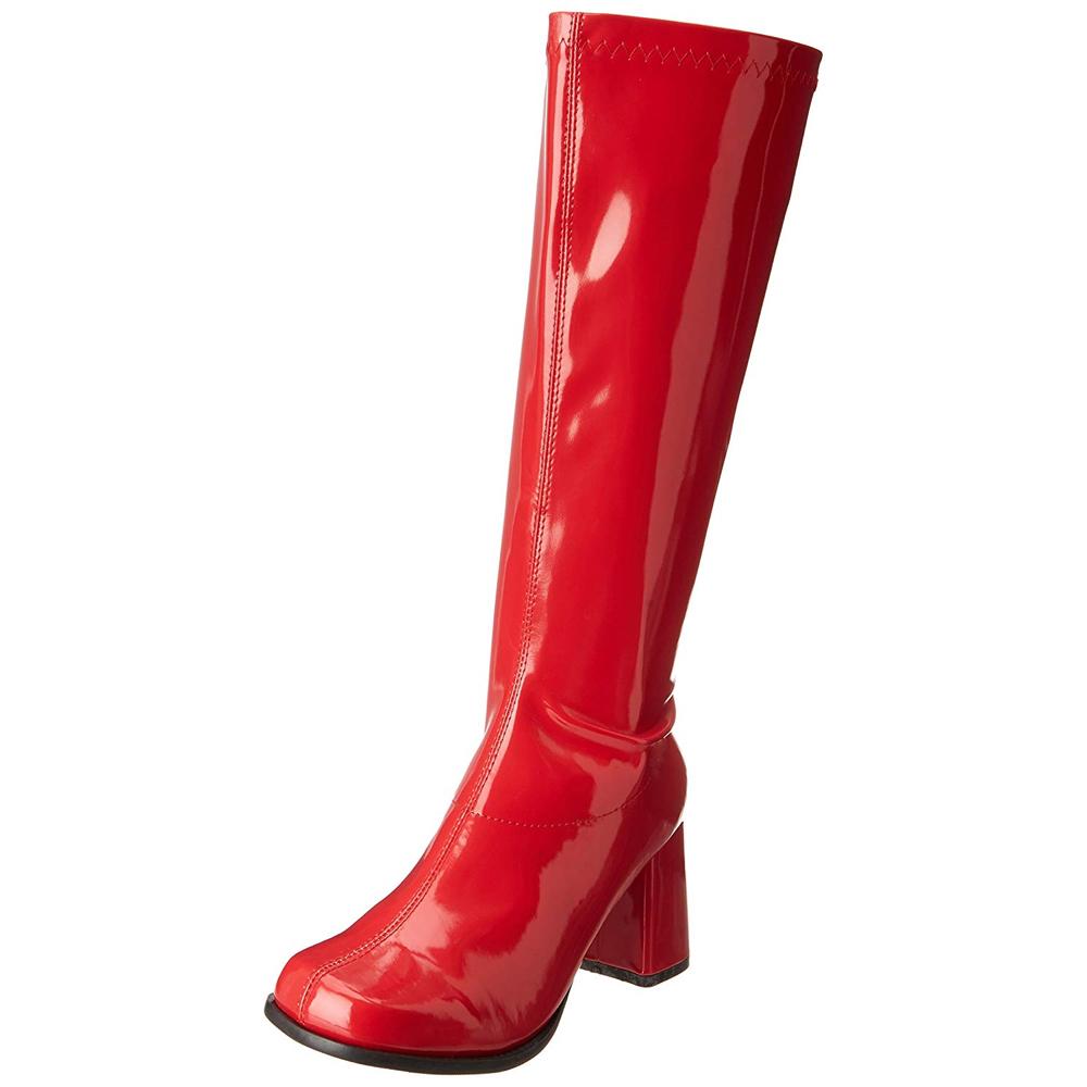 Captain Marvel Costume - Captain Marvel Cosplay - Captain Marvel Boots