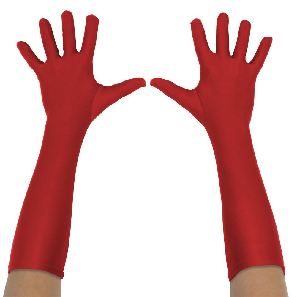 Captain Marvel Costume - Captain Marvel Cosplay - Captain Marvel Gloves