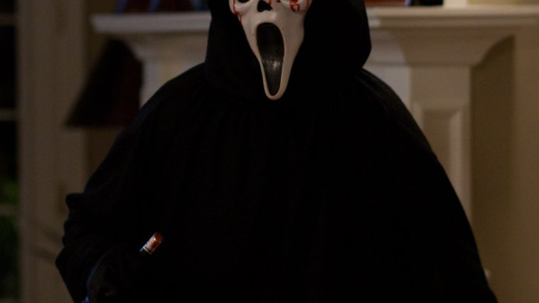 Ghostface Costume - Scream Costume - Ghostface Cosplay