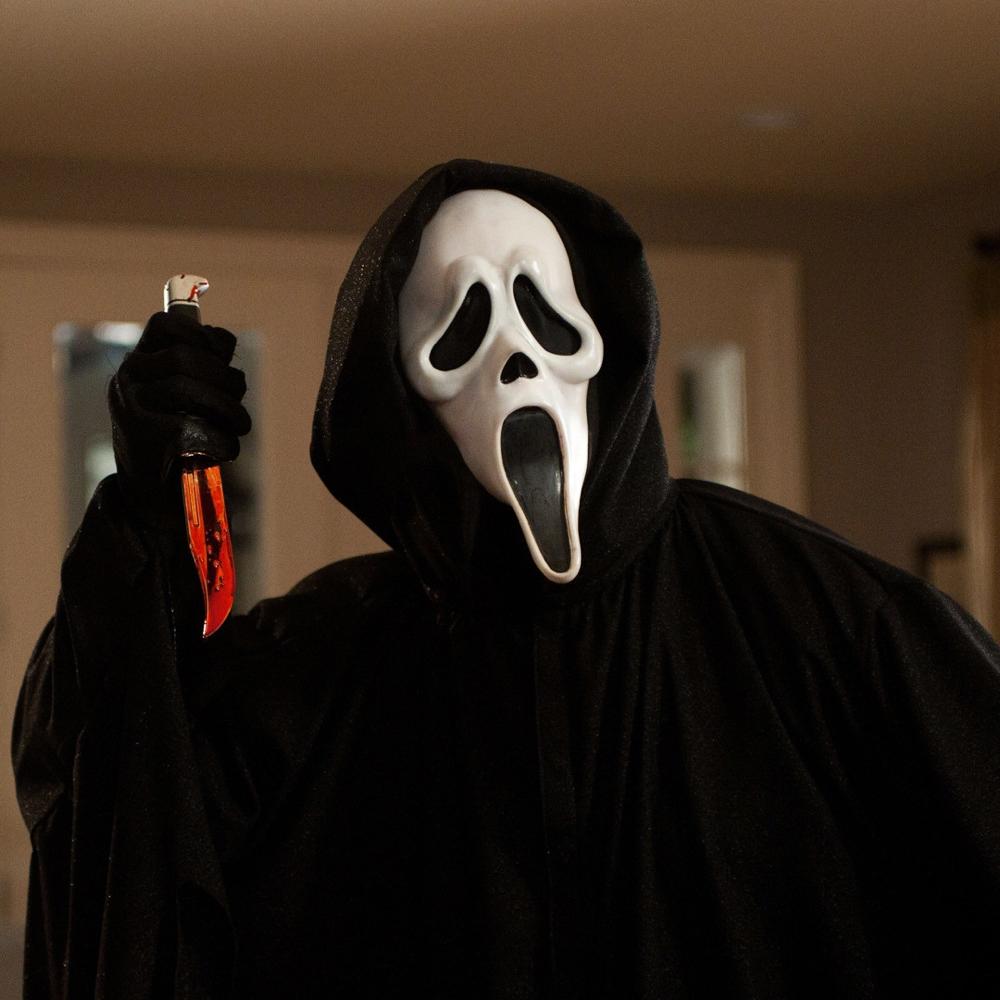 Ghostface Costume - Scream Costume - Ghostface Knife