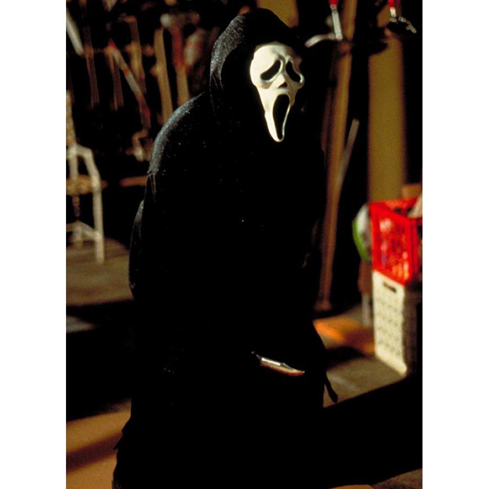 Ghostface Costume - Scream Costume - Ghostface Robe