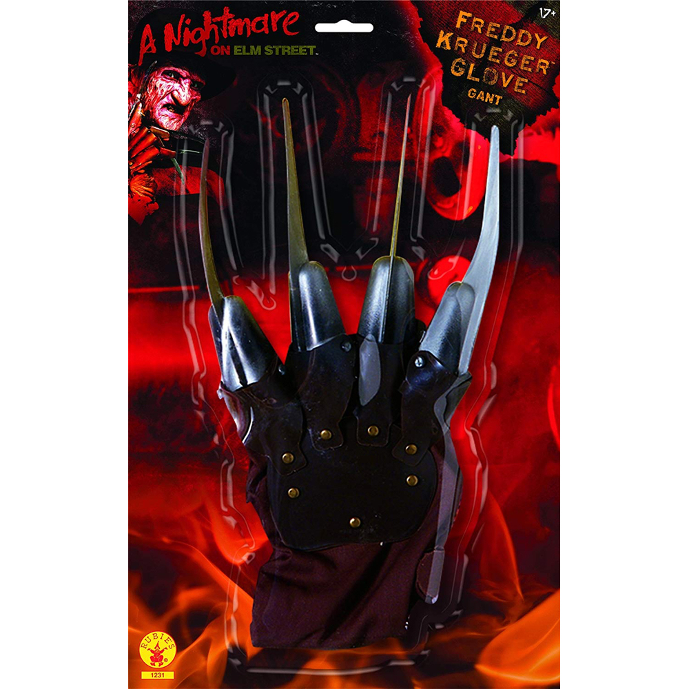 Sexy Freddy Krueger Costume - A Nightmare On Elm Street-6746