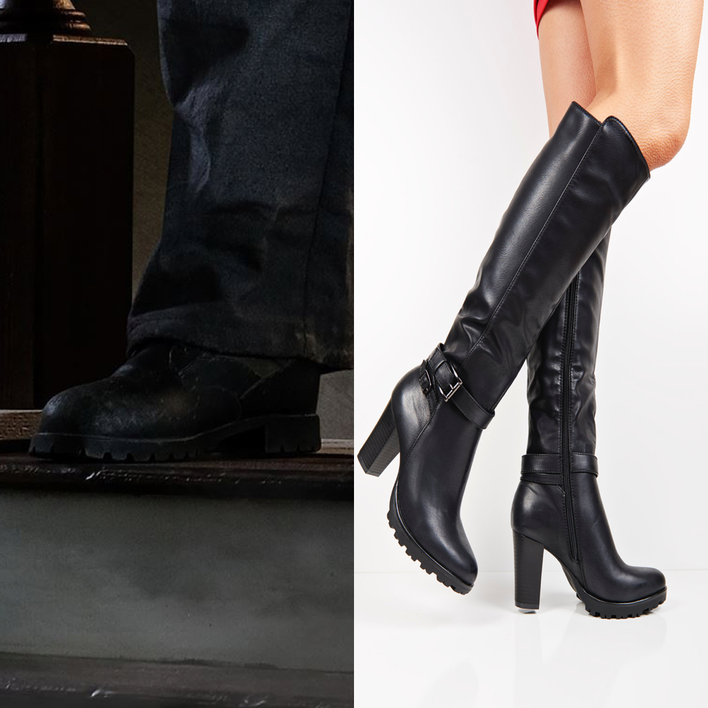 Sexy Michael Myers Costume - Halloween Costume - Sexy Michael Myers Boots