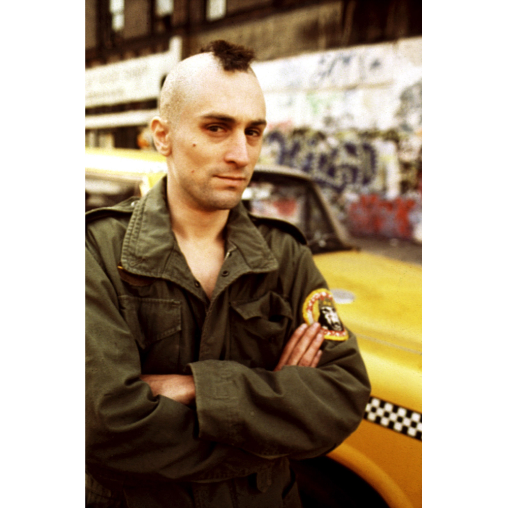 Travis Bickle Costume - Taxi Driver - Travis Bickle Hair