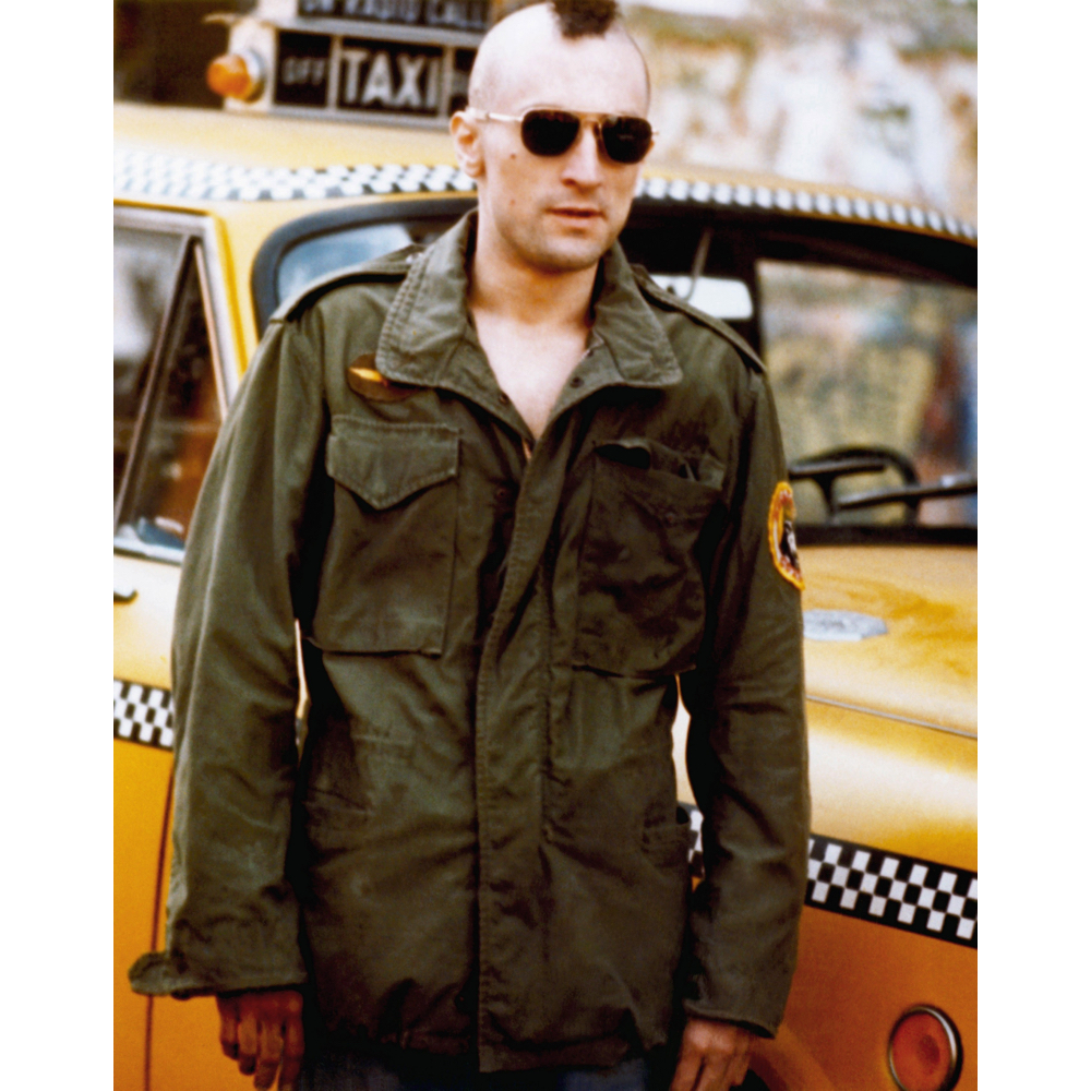 Travis Bickle Costume - Taxi Driver - Travis Bickle Jacket