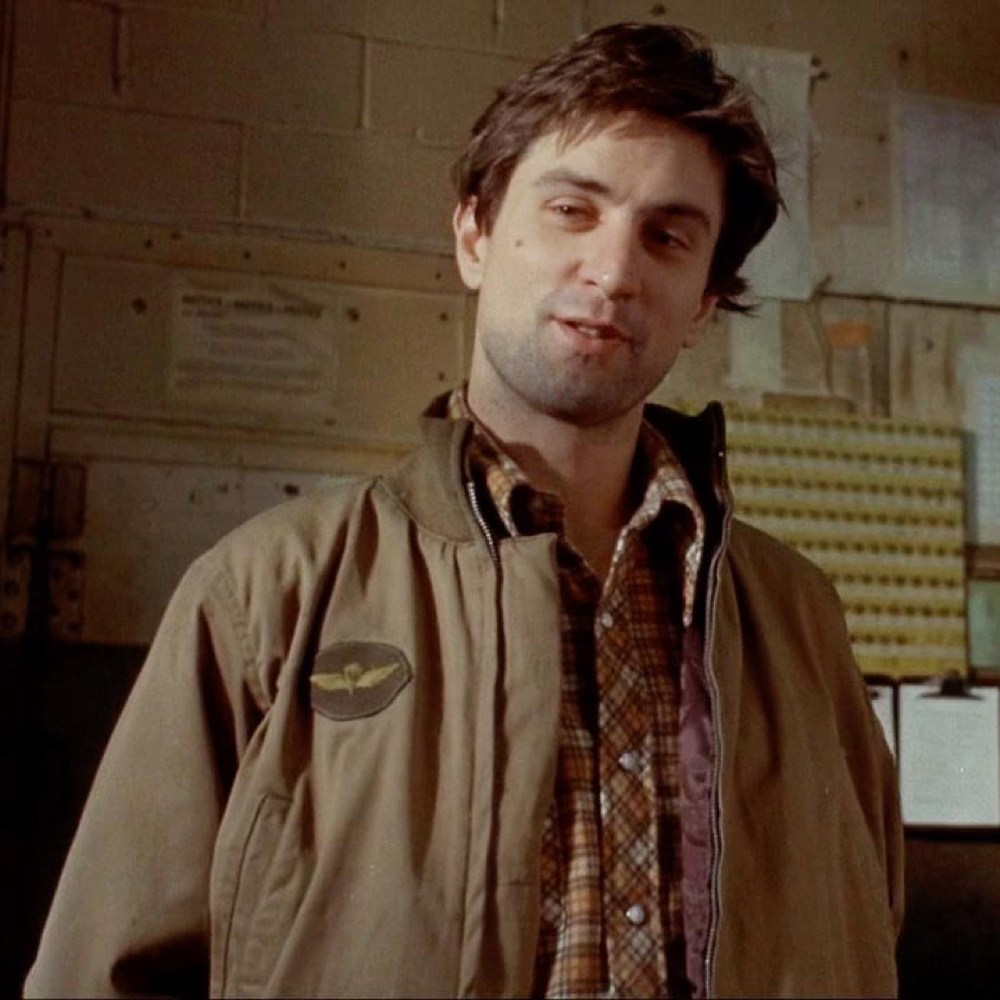 Travis Bickle Costume - Taxi Driver - Travis Bickle Shirt