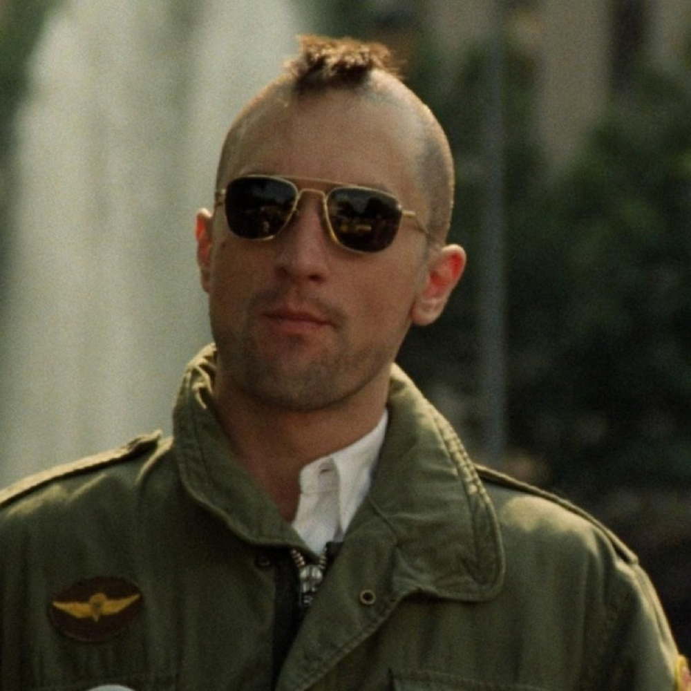 Travis Bickle Costume - Taxi Driver - Travis Bickle Sunglasses