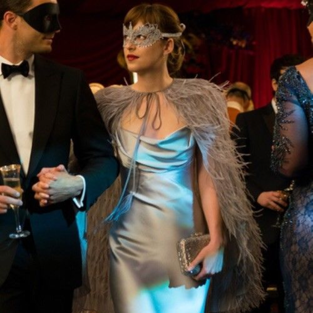 Anastasia Steele Costume - Fifty Shades of Grey - Anastasia Steele Cloak