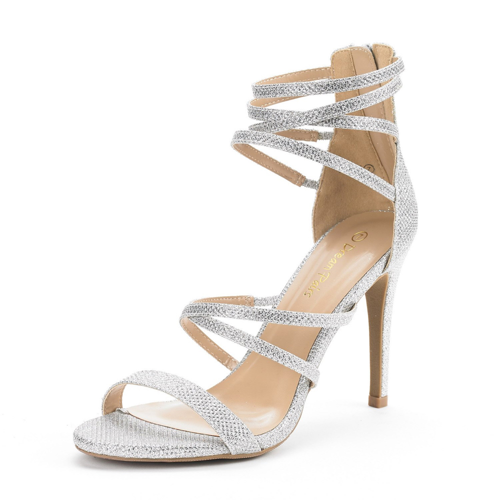 Anastasia Steele Costume - Fifty Shades of Grey - Anastasia Steele High Heels
