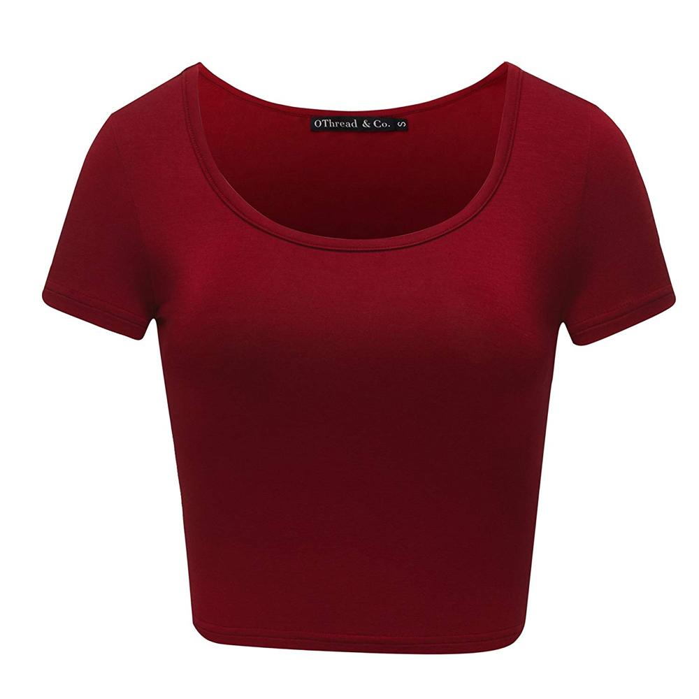 Ruby Roundhouse Costume - Karen Gillan Jumanji - Ruby Roundhouse Crop Top