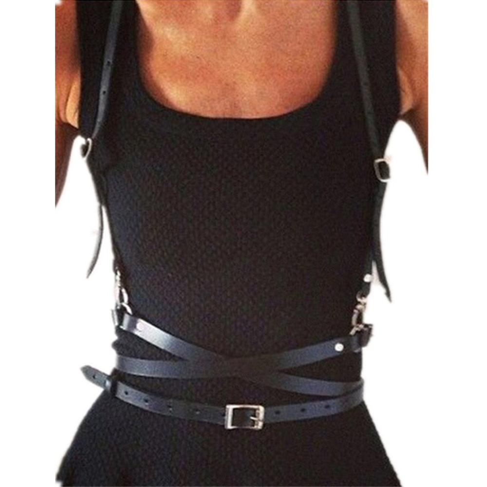 Ruby Roundhouse Costume - Karen Gillan Jumanji - Ruby Roundhouse Shoulder Harness