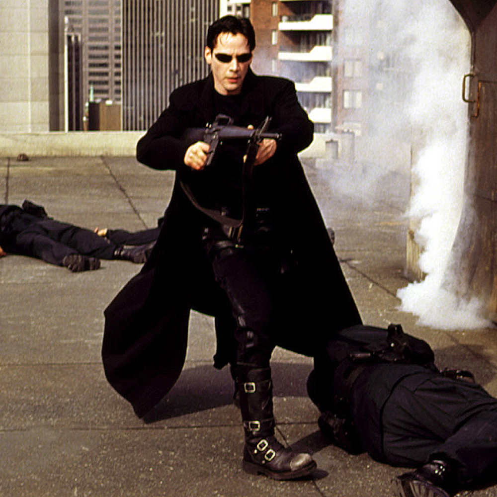 Neo Costume - The Matrix - Neo Boots