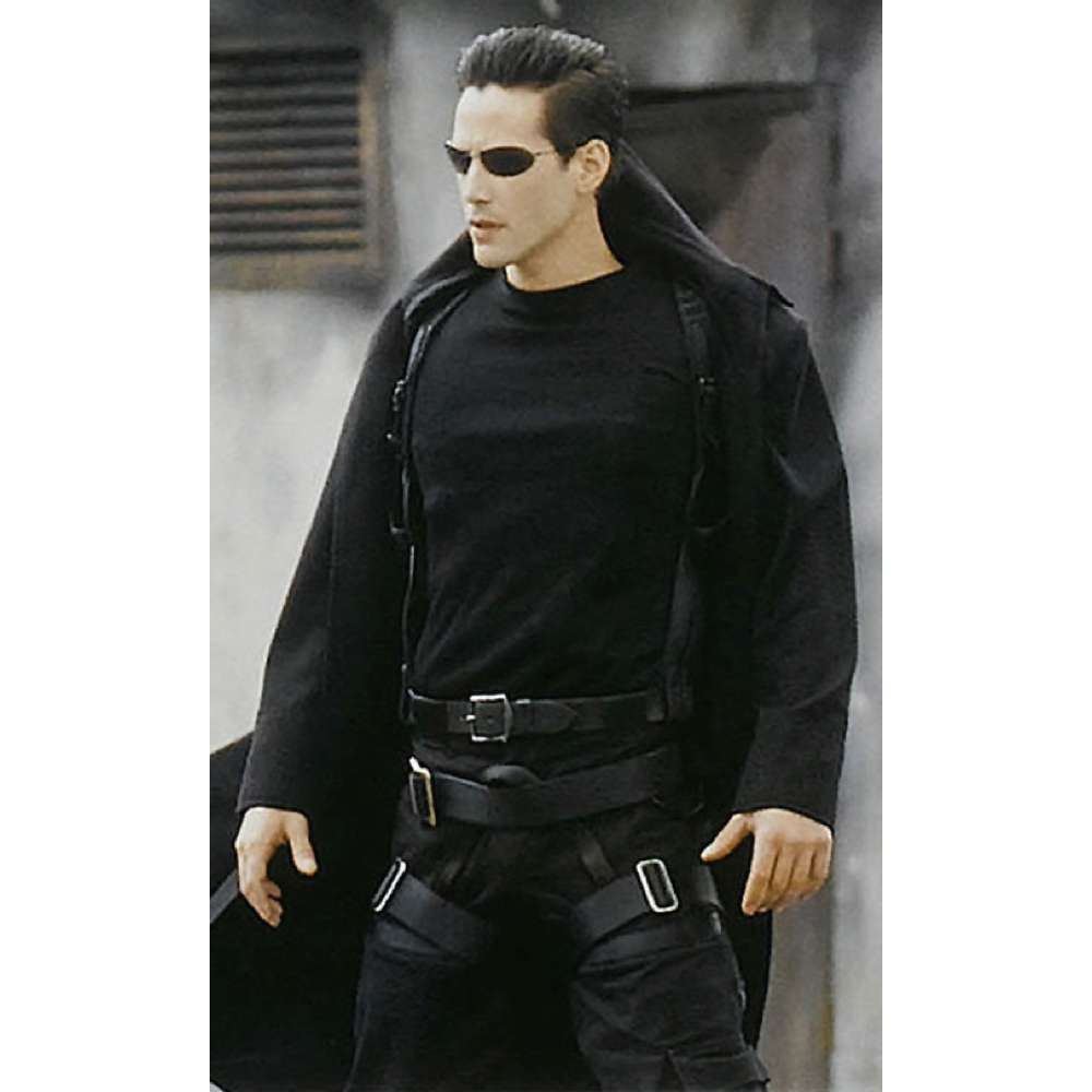 Neo Costume - The Matrix - Neo Leg Holster