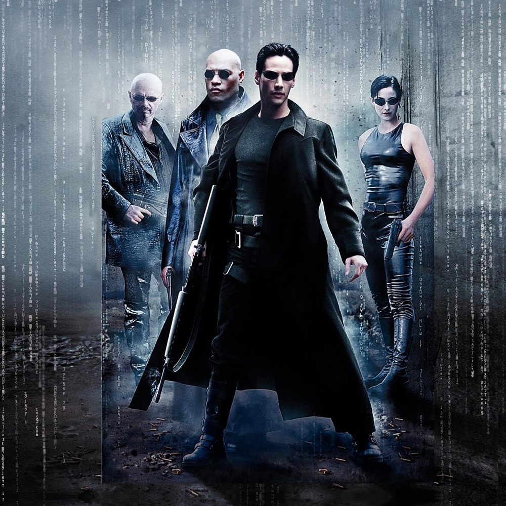 Neo Costume - The Matrix - Neo Pants