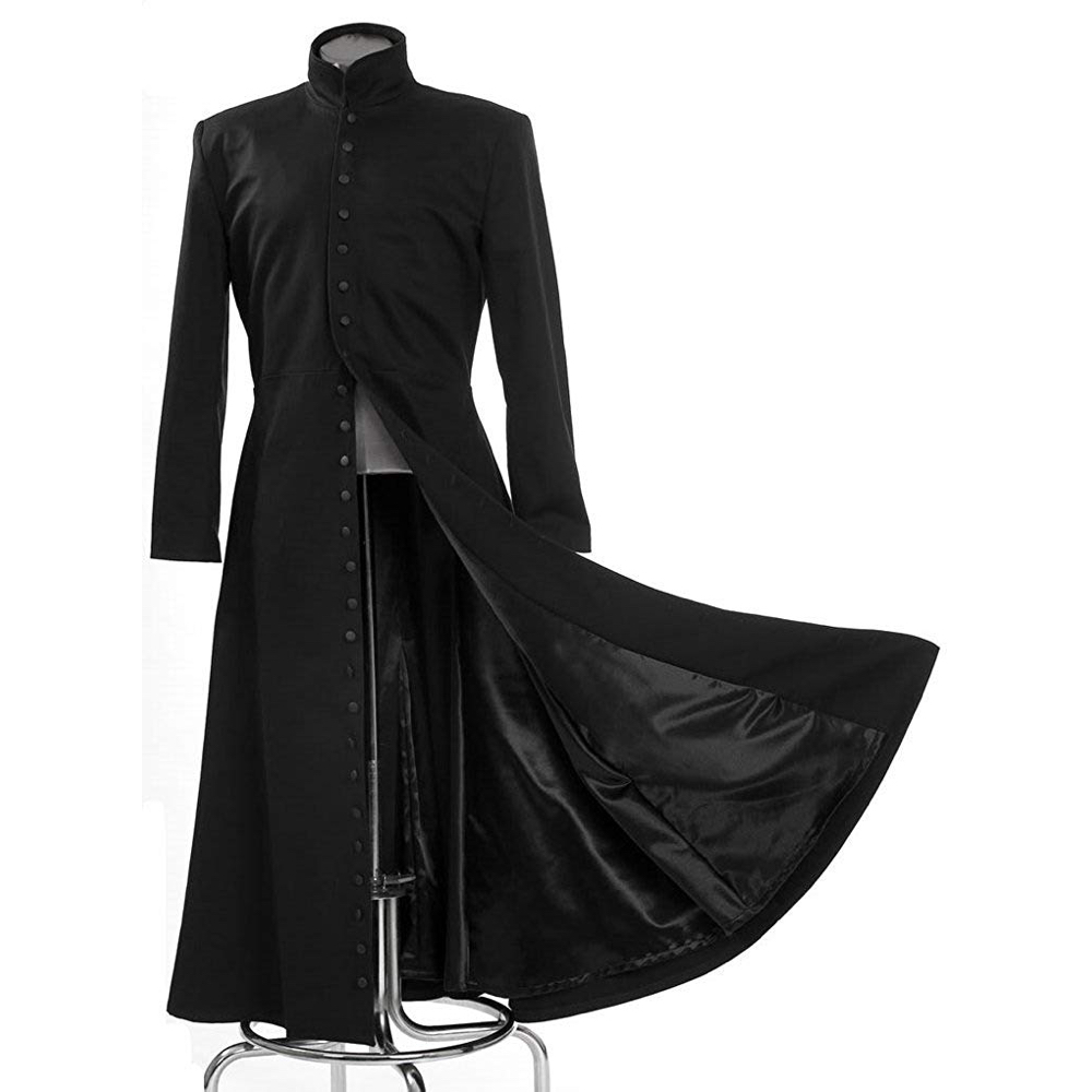 Neo Costume - The Matrix - Neo Trench Coat
