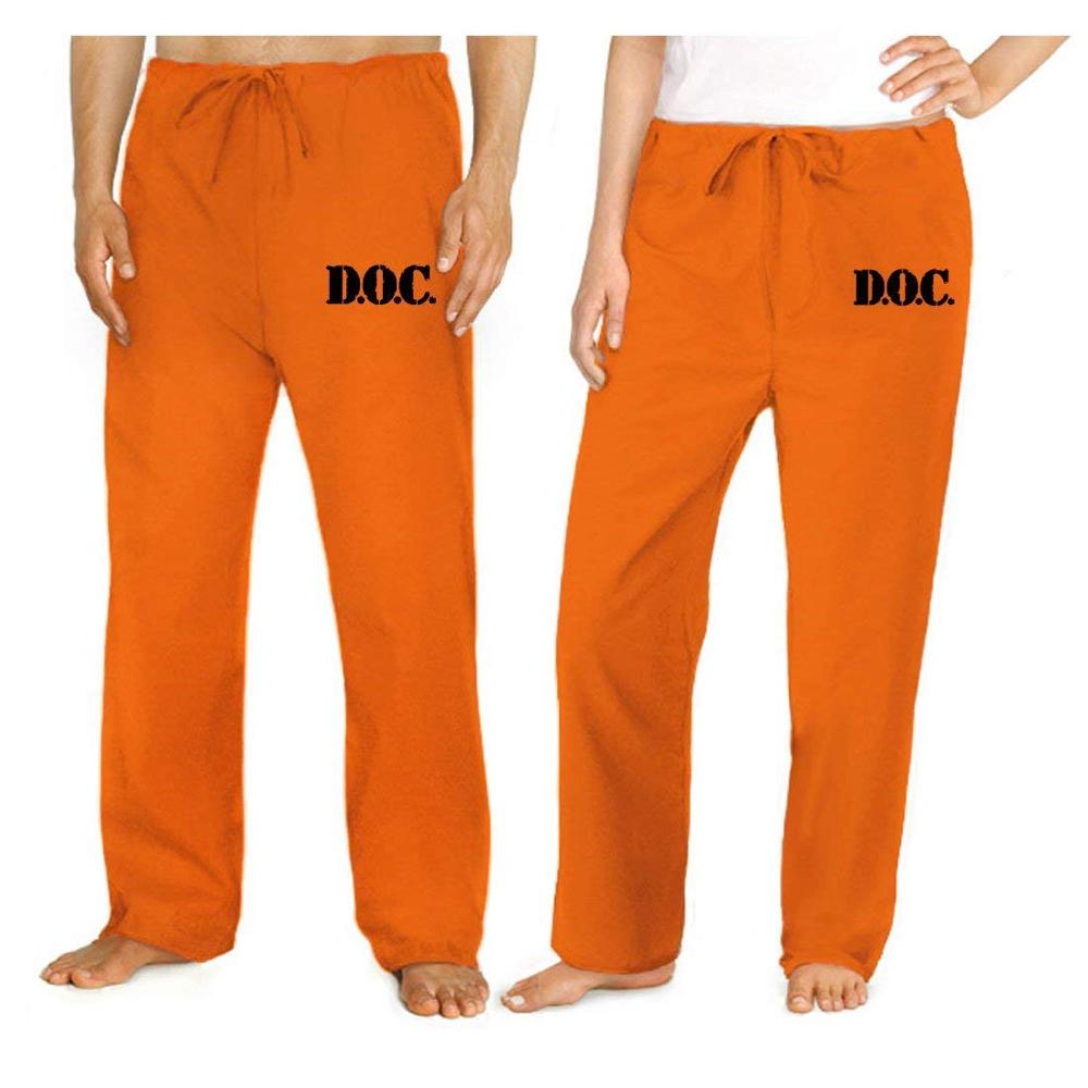 Piper Chapman Costume - Orange is the New Black - Piper Chapman Orange Pants