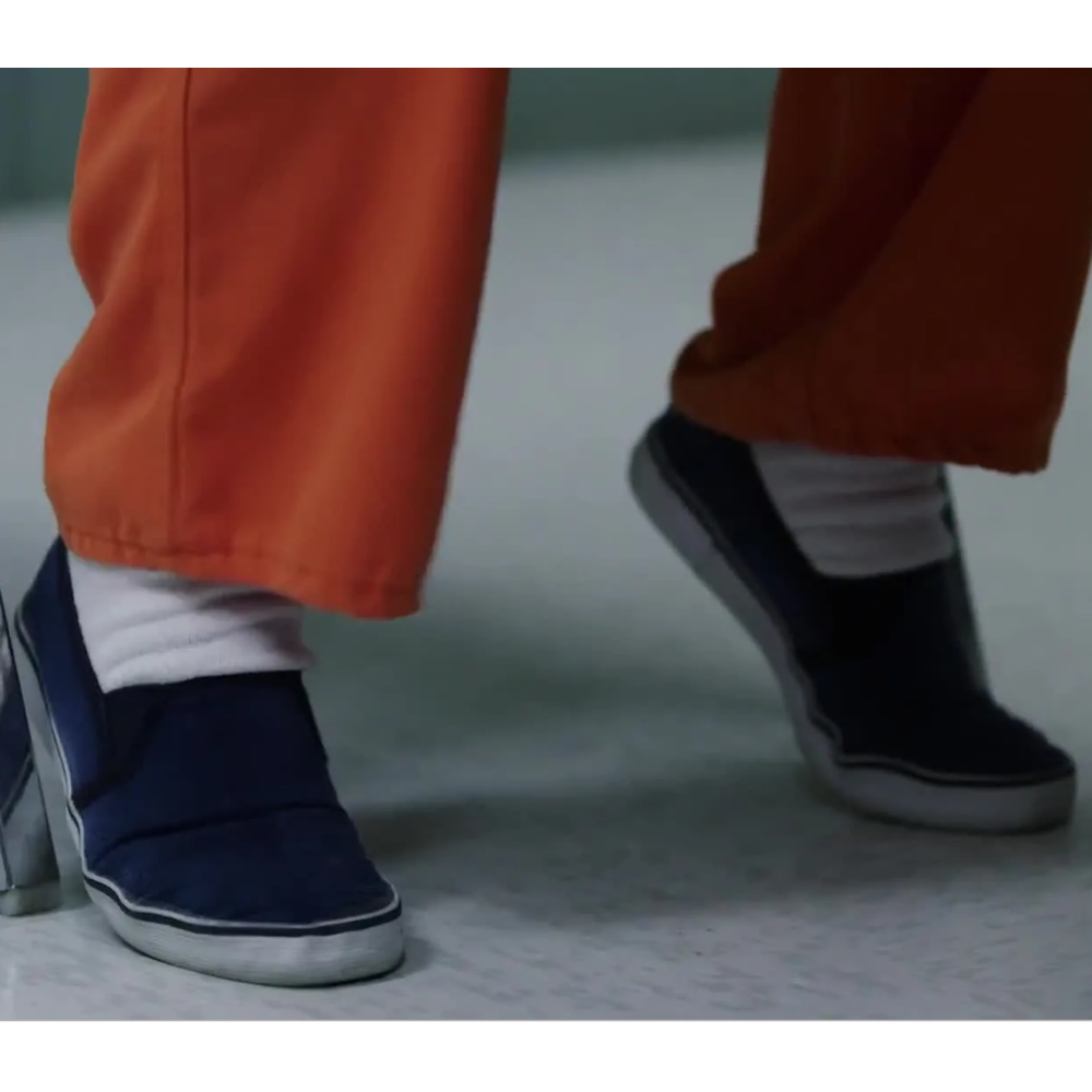 Piper Chapman Costume - Orange is the New Black - Piper Chapman Shoes