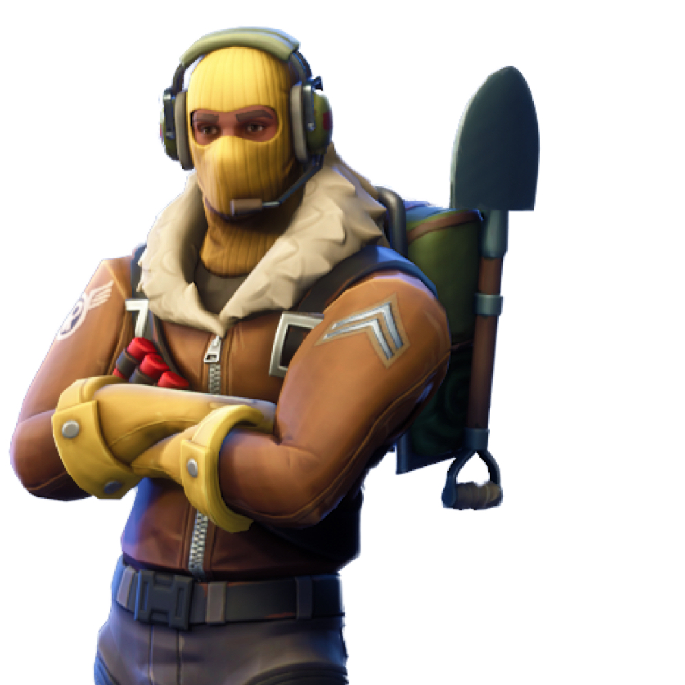 Raptor Fortnite Costume - Fortnite - Raptor Fortnite Backpack