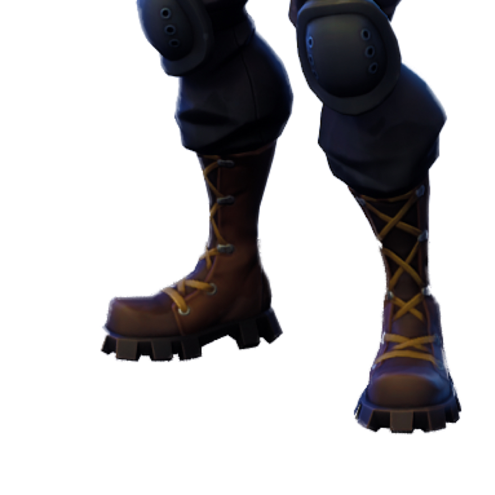 Raptor Fortnite Costume - Fortnite - Raptor Fortnite Shoelaces