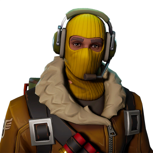 Raptor Fortnite Costume - Fortnite - Raptor Fortnite Ski Mask