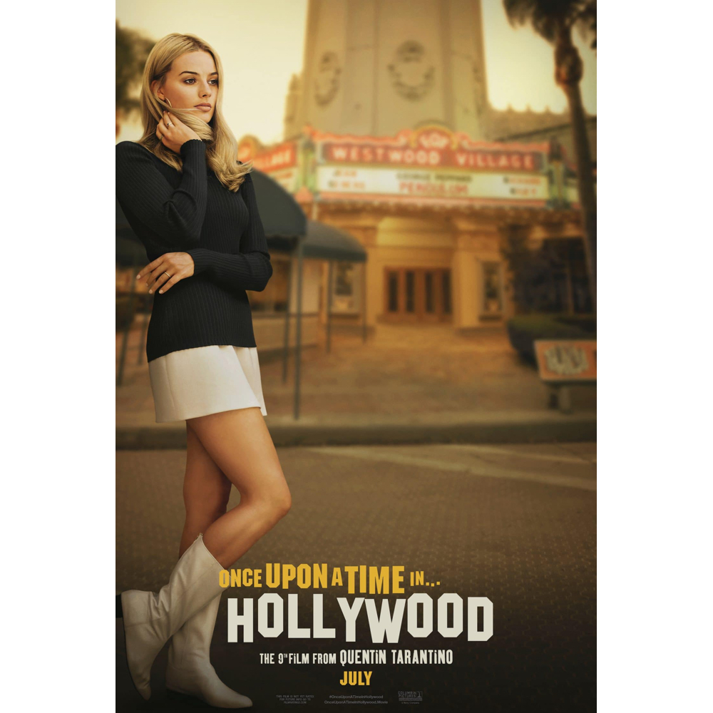 Sharon Tate Costume - Once Upon a Time In Hollywood - Margot Robbie - Sharon Tate Sweatshirt