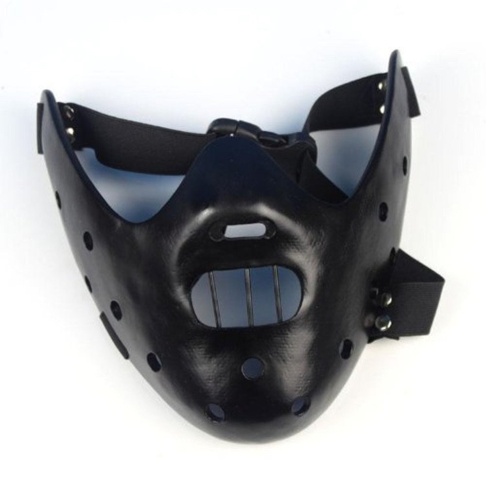 Hannibal Lecter Costume - Silence of the Lambs - Hannibal Lecter Restraint Mask